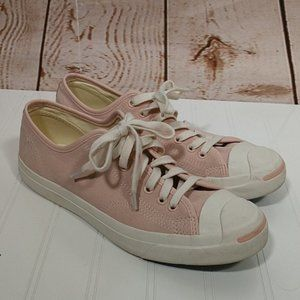 Converse Jack Purcell Ox Dusk Pink/Egret Sneakers